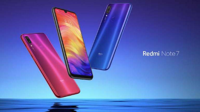 Xiaomi's Redmi Note 7